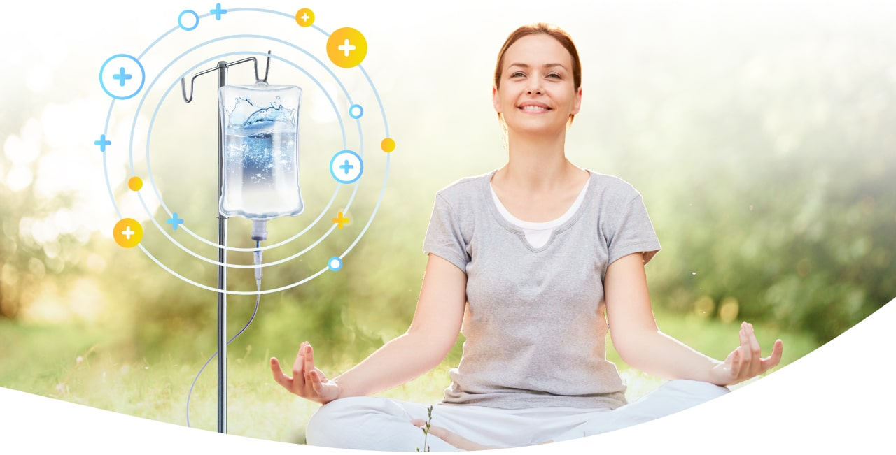 iv therapy healthy lifestyle