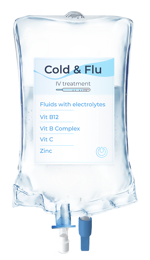 cold and flu iv therapy