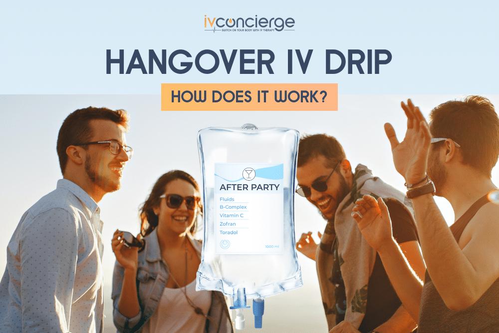 hangover iv drip